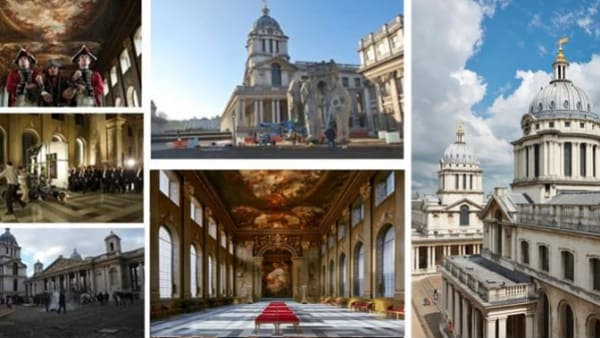 Walking Tours of Greenwich Film Sites